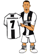 Arrogantaldo in Juve