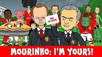 MOURINHO_LETTER!_I'M_YOURS_PARODY_(LVG_sacked?_Mourinho_to_Man_utd?)_Cartoon