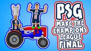 PSG MAKES THE CHAMPIONS LEAGUE FINAL