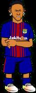 Neymar leaves Barcelona