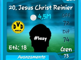 Jesus Christ Reinier