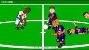 Messi Suarez Neymar Boateng Alonso
