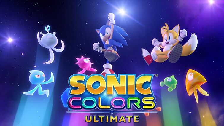 Sonic Colors: Ultimate - Announce Trailer