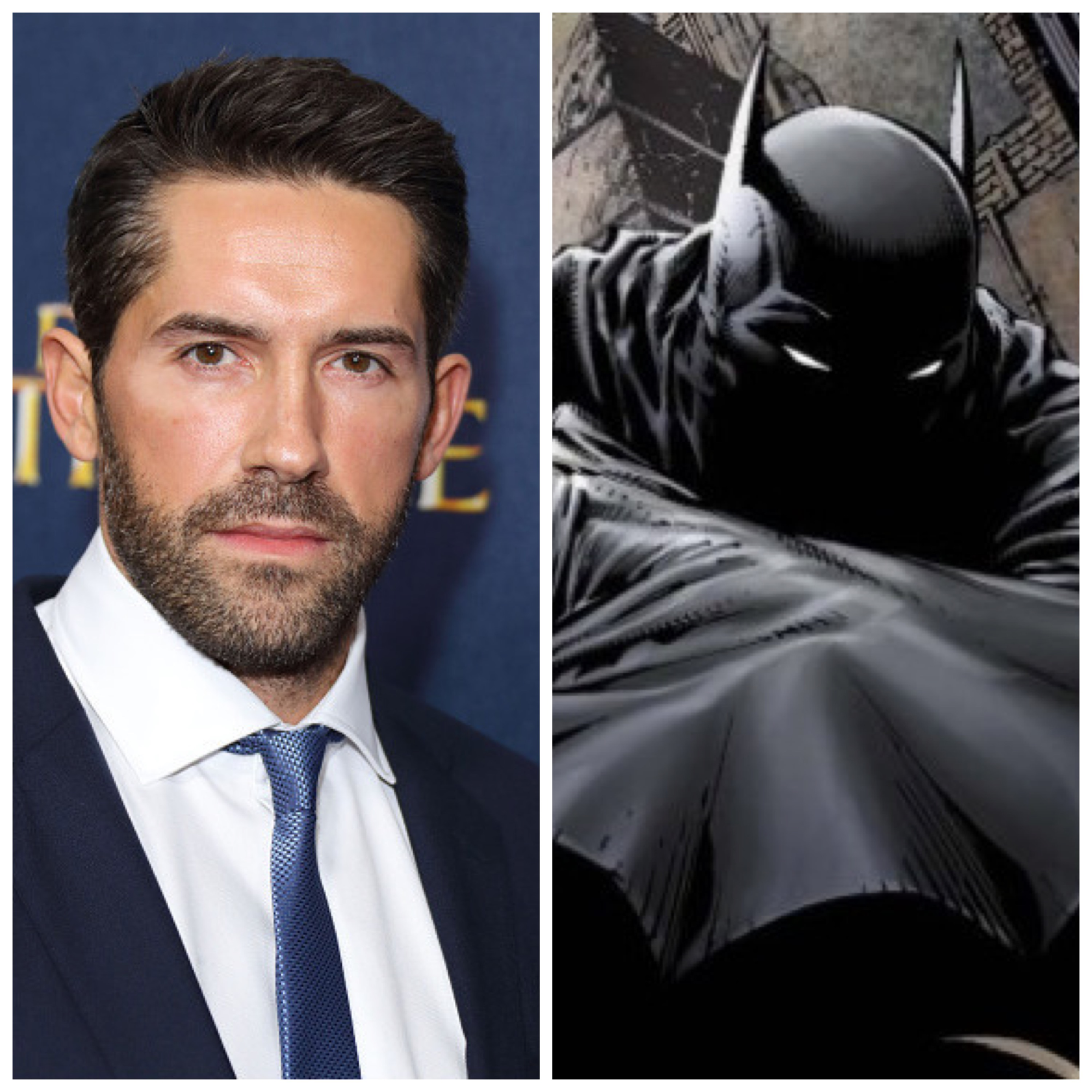 Robert Patterson is ok, but Scott Adkins would've been a better choice to dawn the cowl