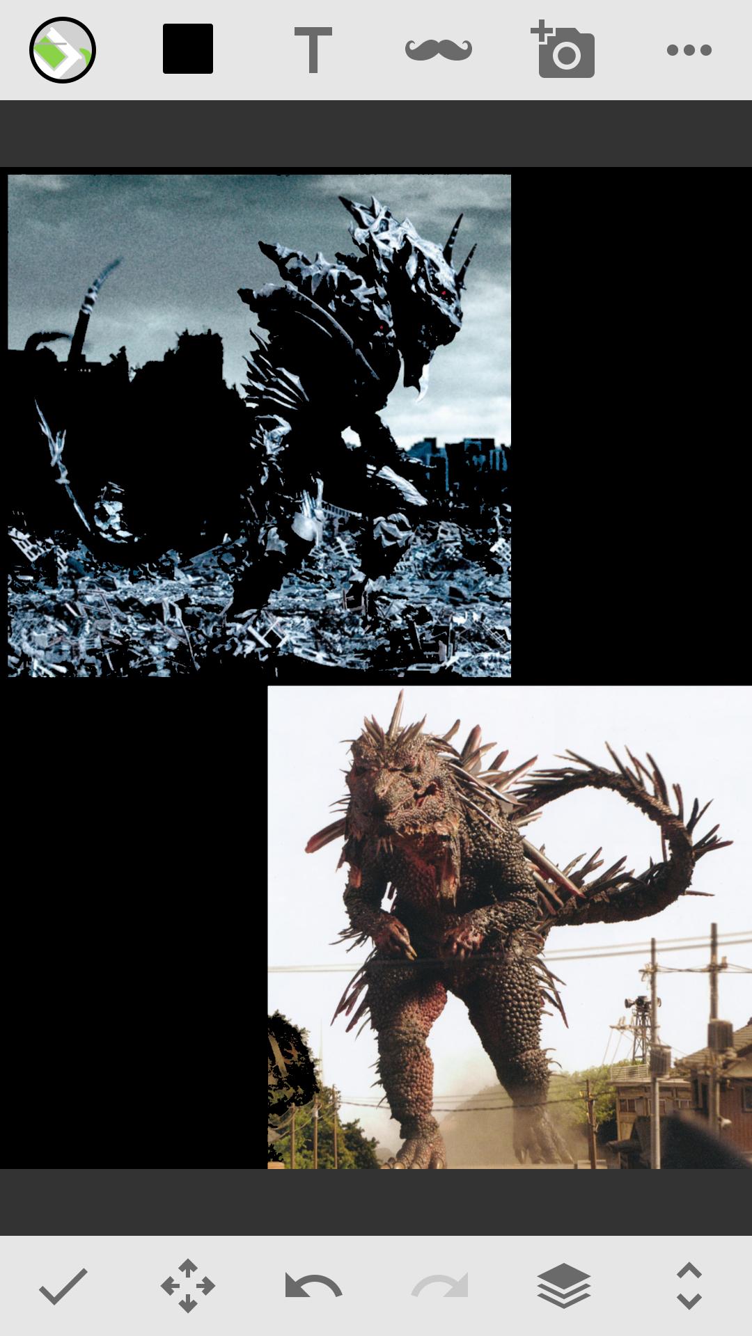 Monster X  VS  Zedus