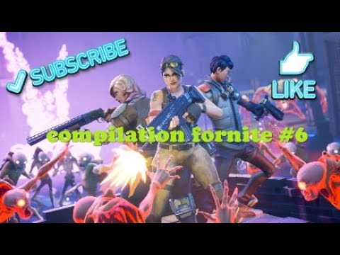 Compilation fornite #6