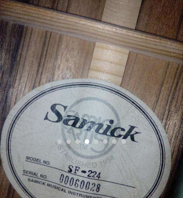 samick sf-224