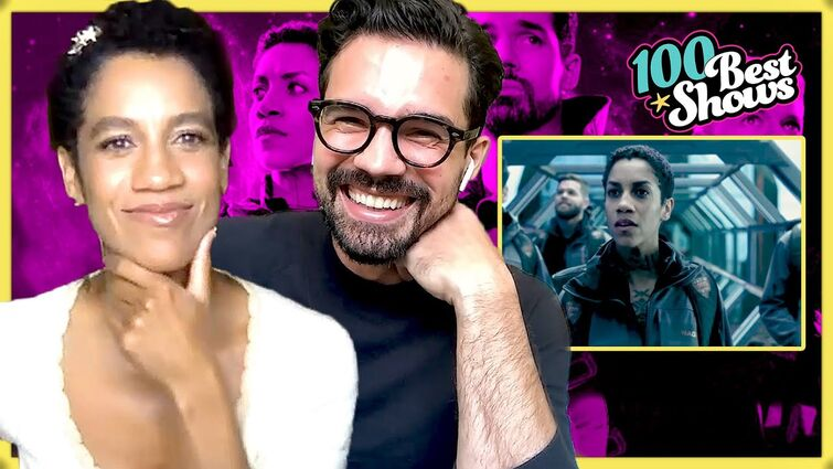 The Expanse Stars Rewatch the Show's Best Scenes