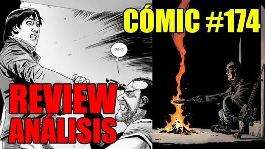 GRANDES CAMBIOS PARA NEGAN - The Walking Dead Cómic #174 (Review/Análisis)