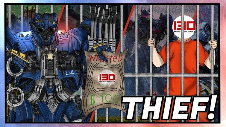 Exposing The Thief Who Is Trying To Shut Down Transformers 7 Rise Of Unicron | Barricade Content Cop