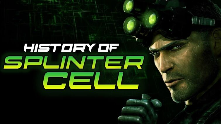 History of Splinter Cell (2002 - 2019)