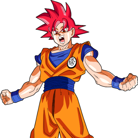 Goku do Paraguai's avatar