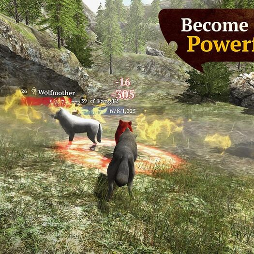 The Wolf - Android Apps on Google Play