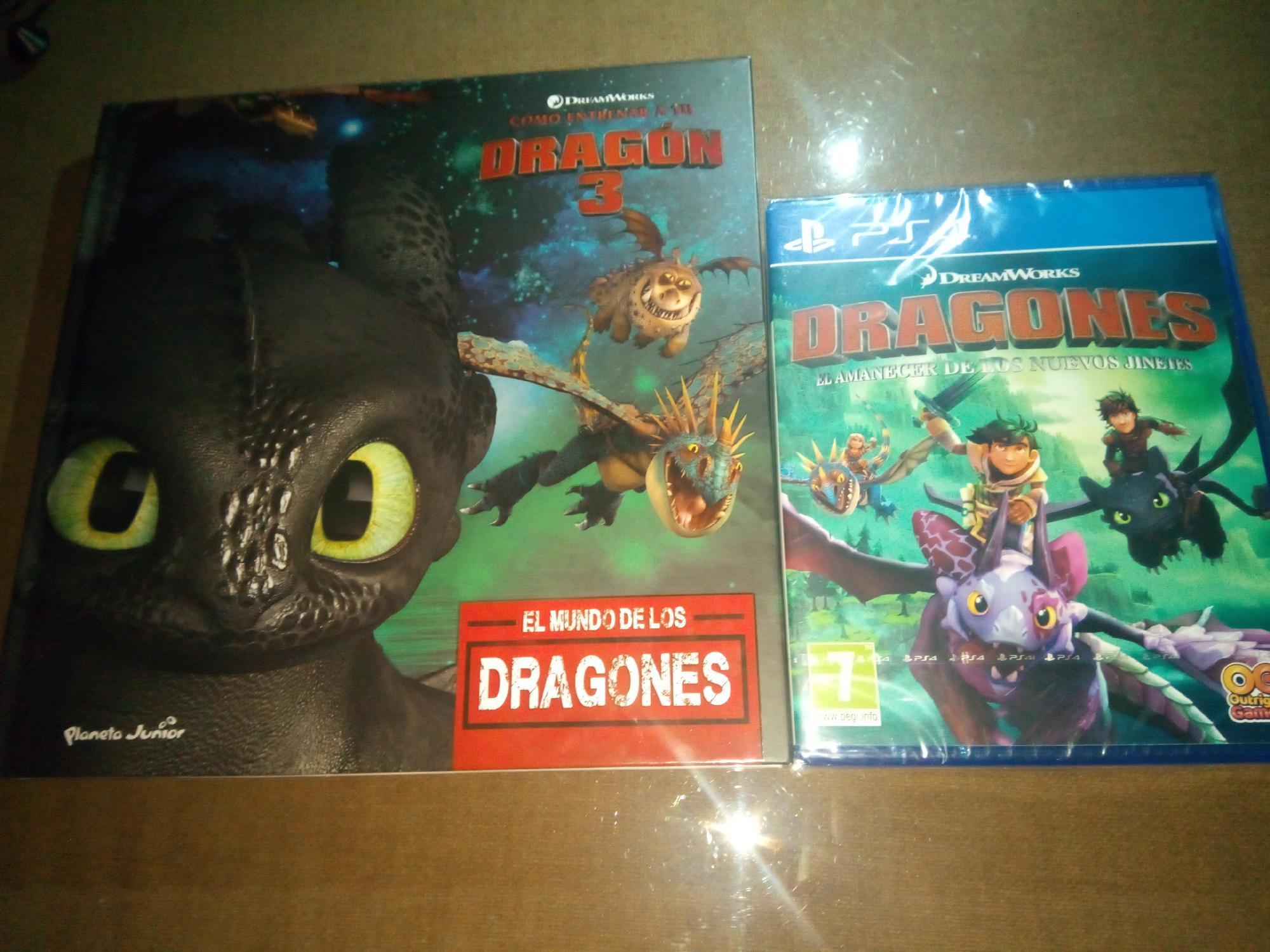 Día de dragones