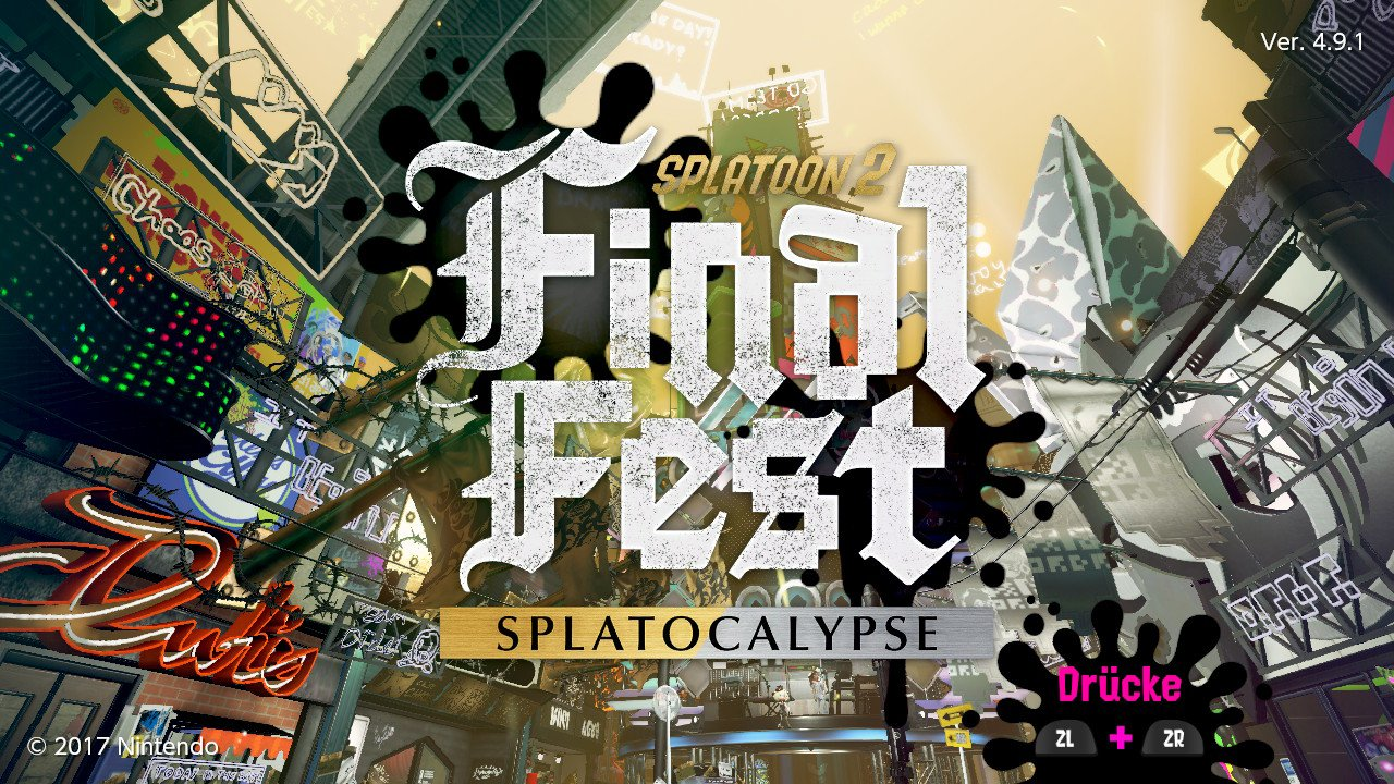 Final Splatfest
