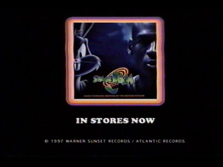 Space Jam (1996) Soundtrack (VHS Capture)