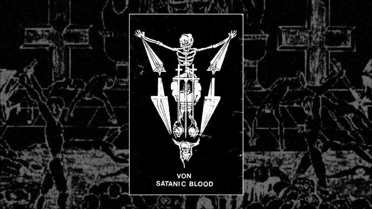 VON - Satanic Blood [Demo 1991]