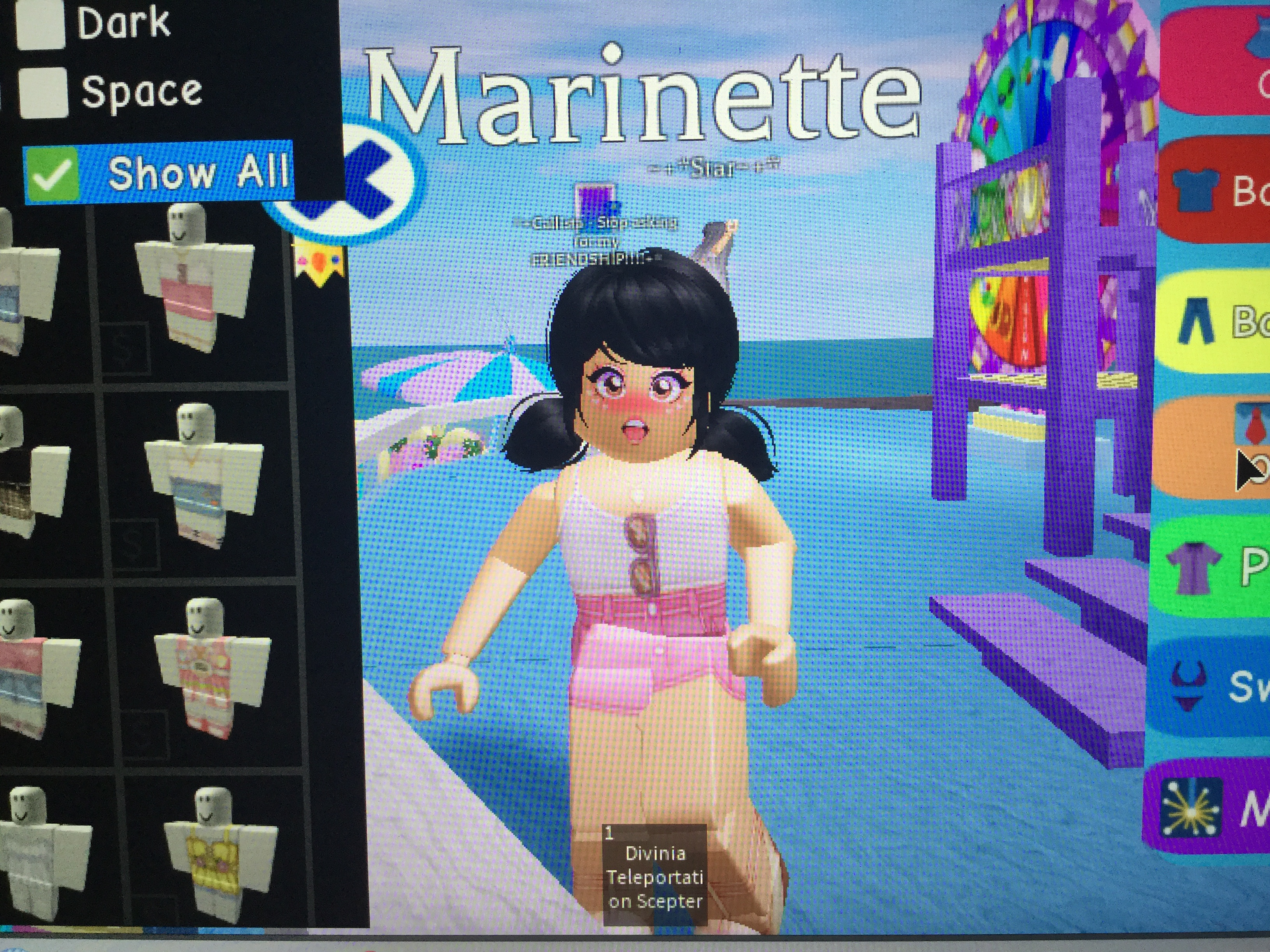 Ladybug Roblox Holy Moly So I Was Just Playing Royal High On Roblox And I M Blown They Have Her Exact Hair Fandom