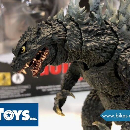 GODZILLA en Bikes and Toys ★ juegos juguetes y coleccionables ★
