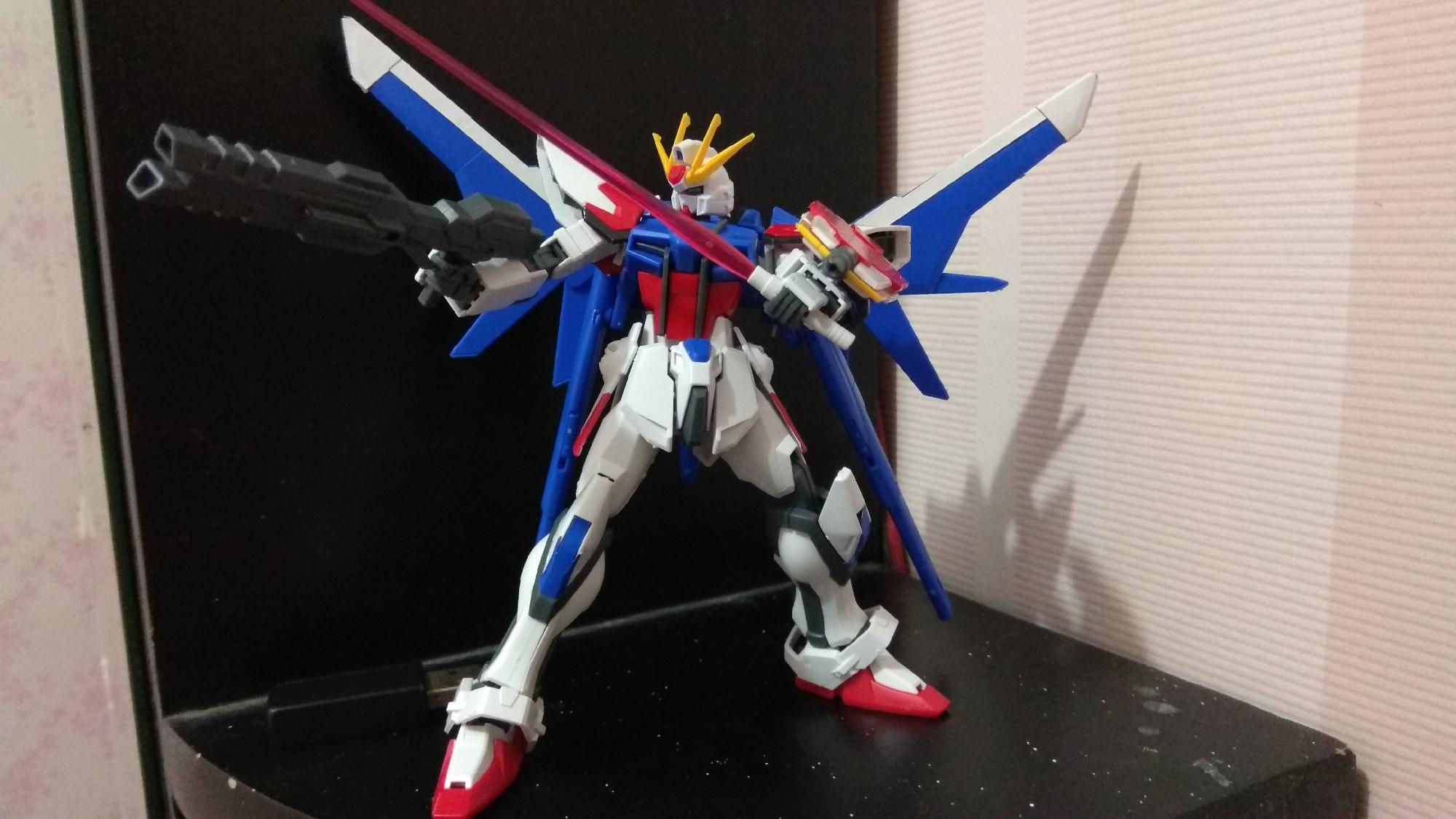 HG 1/144 Gundam Star Build Strike Sei Iori