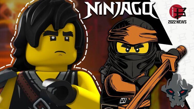 LEGO NINJAGO: News About Cole for 2022