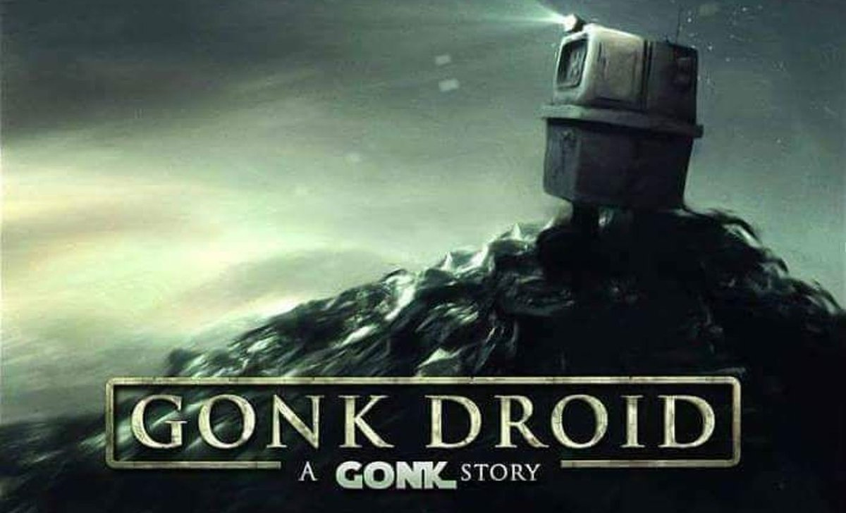 """Can I get a """"Gonk"""" In chat?"""
