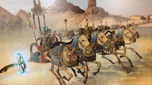 Tomb Kings Roster Reveal - Total War