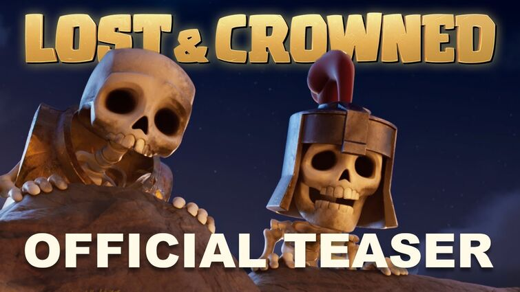 LOST & CROWNED   Official Teaser