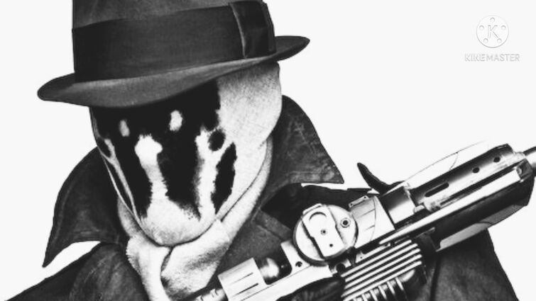 Rorschach (FJ87 Original voice) Quotes from Watchmen