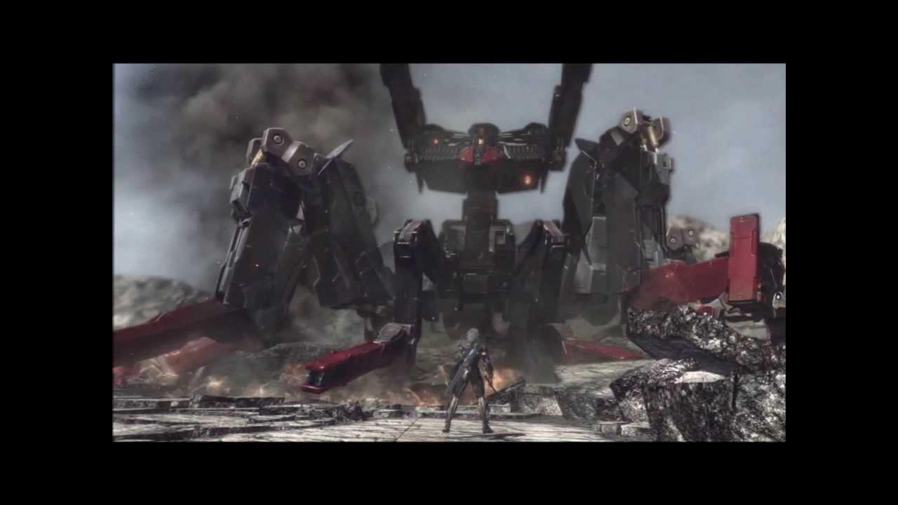 Metal Gear Rising - Collective Consciousness - Lyrics