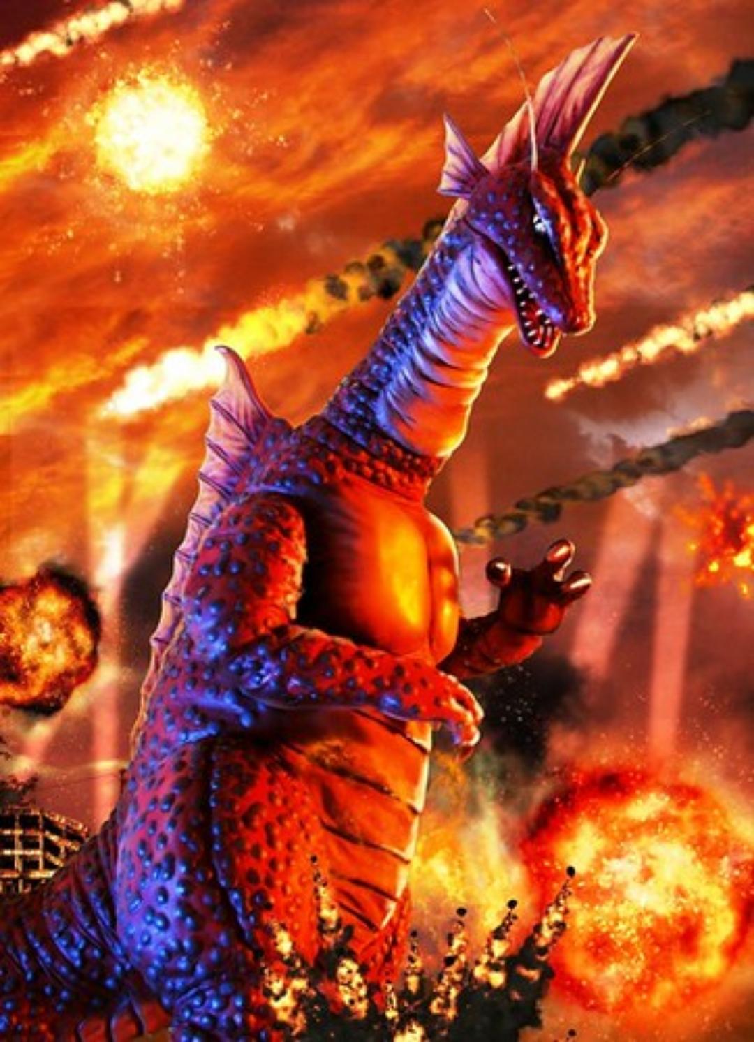 Der Kaiju der Woche ist Titanosaurus