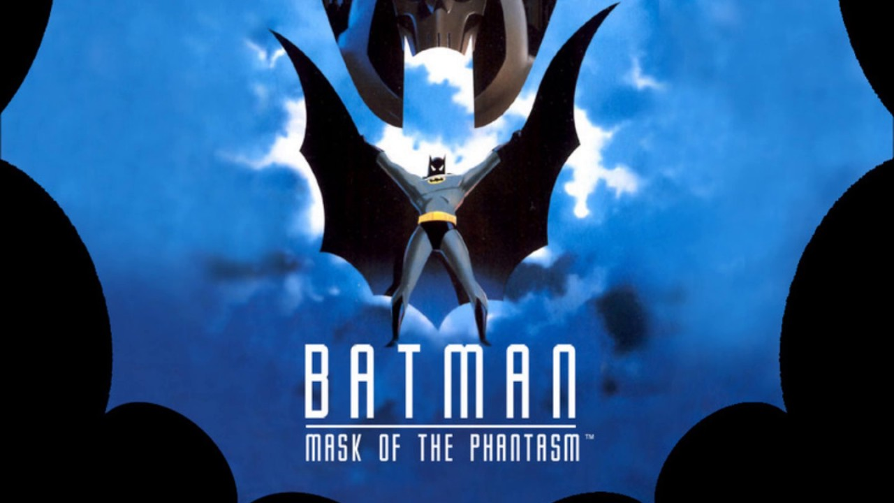 Batman - Mask Of The Phantasm Theme (Máscara do Fantasma)