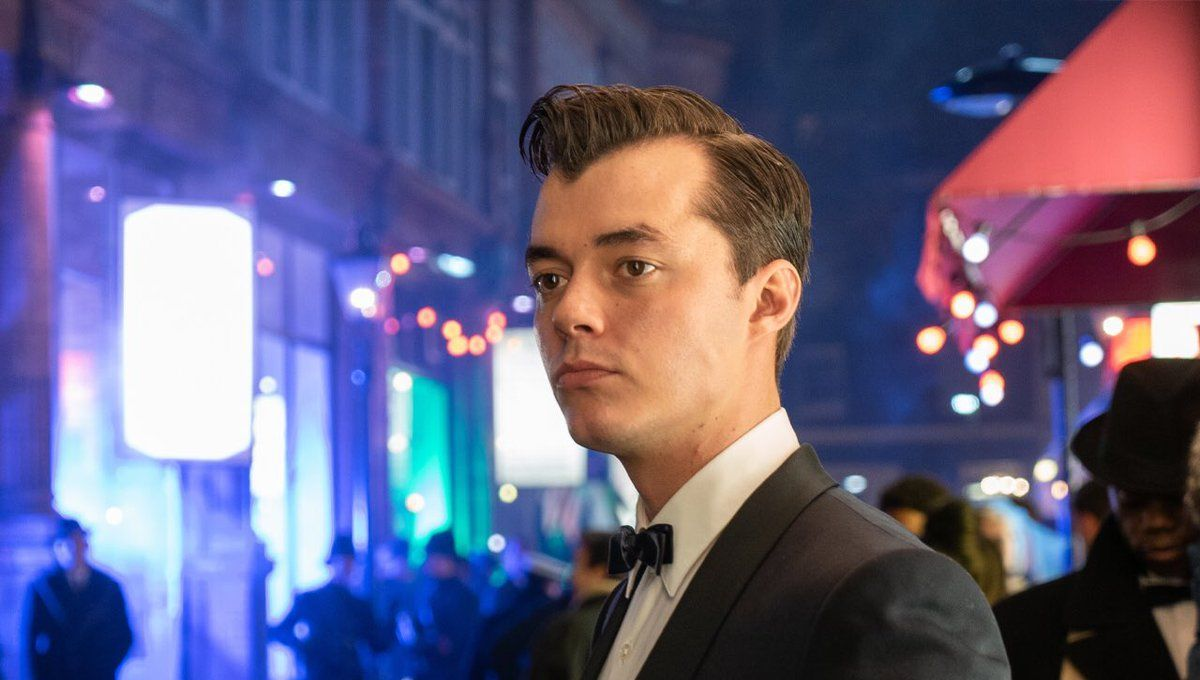 Who's excited for the Pennyworth premiere this month? I am!