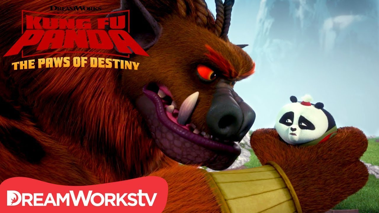 Demonic Interruption | KUNG FU PANDA: THE PAWS OF DESTINY