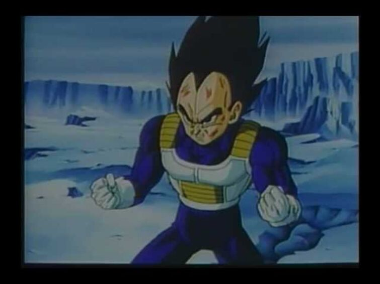I believe we have a winner for the Worst English Vegeta Voice of All Time Award