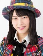 2018年AKB48プロフィール 横山由依
