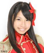 2012年SKE48赤枝里々奈