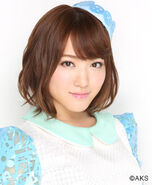 2015年AKB48プロフィール 内田眞由美