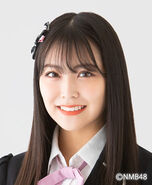 2020年NMB48白間美瑠