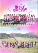 Heavy Rotation Music Card