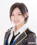 2019年NMB48太田夢莉