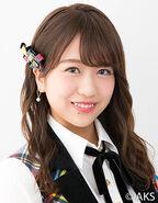 2018年AKB48プロフィール 篠崎彩奈