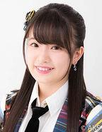 2018年AKB48プロフィール 武藤小麟