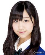 2012年NMB48プロフィール 肥川彩愛 2