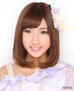 2013年AKB48プロフィール 松原夏海