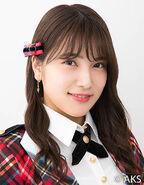 2018年AKB48プロフィール 入山杏奈