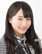 2019年AKB48プロフィール 坂口渚沙