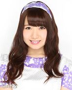 2015年AKB48プロフィール 名取稚菜