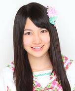 2011年AKB48プロフィール 森杏奈