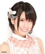 2014年SKE48プロフィール 中西優香
